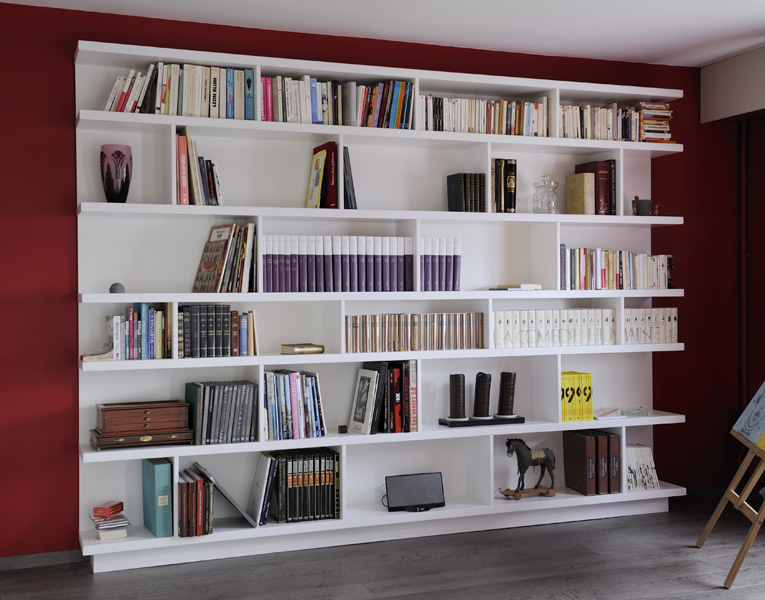 Biblioth que sur mesure orl ans paris hom in - Bibliotheque sur mesure paris ...