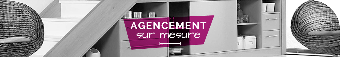 Agencement sur mesure Hom'In
