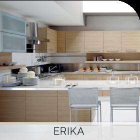 Cuisine sur mesure Erika à retrouver chez Hom'In