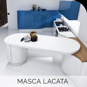 Cuisine sur mesure Masca Lacata à retrouver chez Hom'In