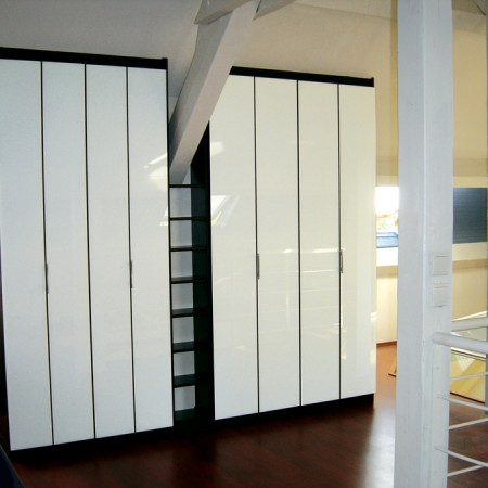 dressing sur mesure nos types de portes hom in. Black Bedroom Furniture Sets. Home Design Ideas