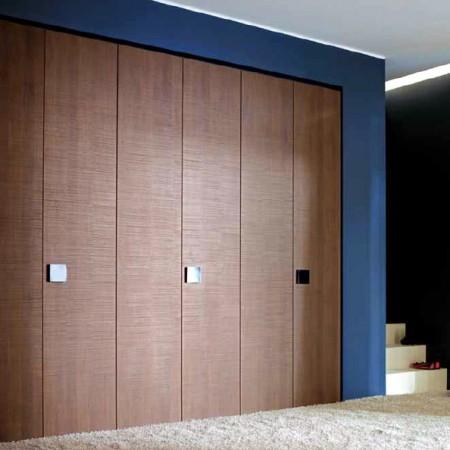 Dressing sur mesure Hom'in : portes pliantes