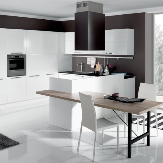 cuisine aran erika cuisine sur mesure orl ans paris hom in. Black Bedroom Furniture Sets. Home Design Ideas